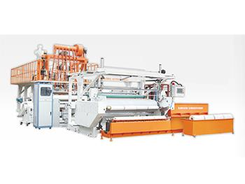 Fully Automatic Extrusion Stretch Film Line