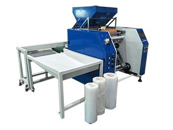 Fully Automatic Slitter Rewinder